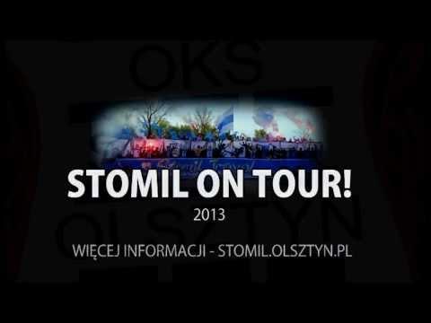 Film zapowiadający wyjazd do Bydgoszczy