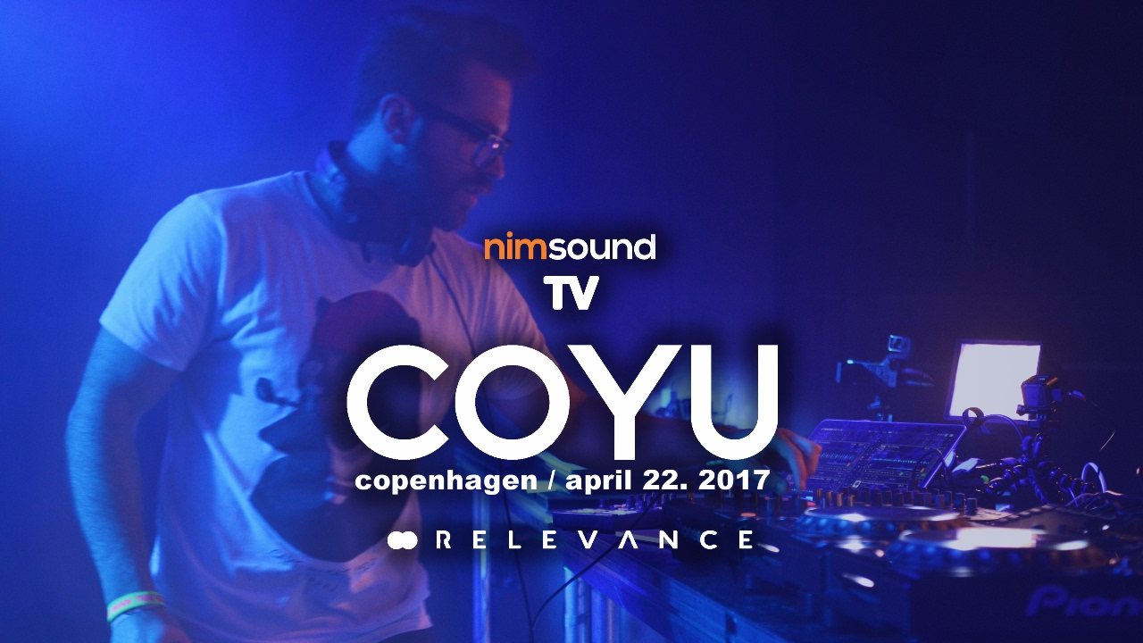 Coyu - Live @ Relevance Festival 2017