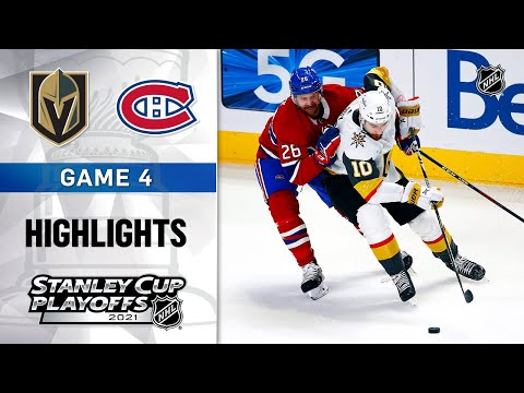Montreal Canadiens vs Vegas Golden Knights</a> 2021-06-21
