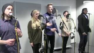 Pentatonix - 'I Need Your Love' on Antenne Bayern | 2014