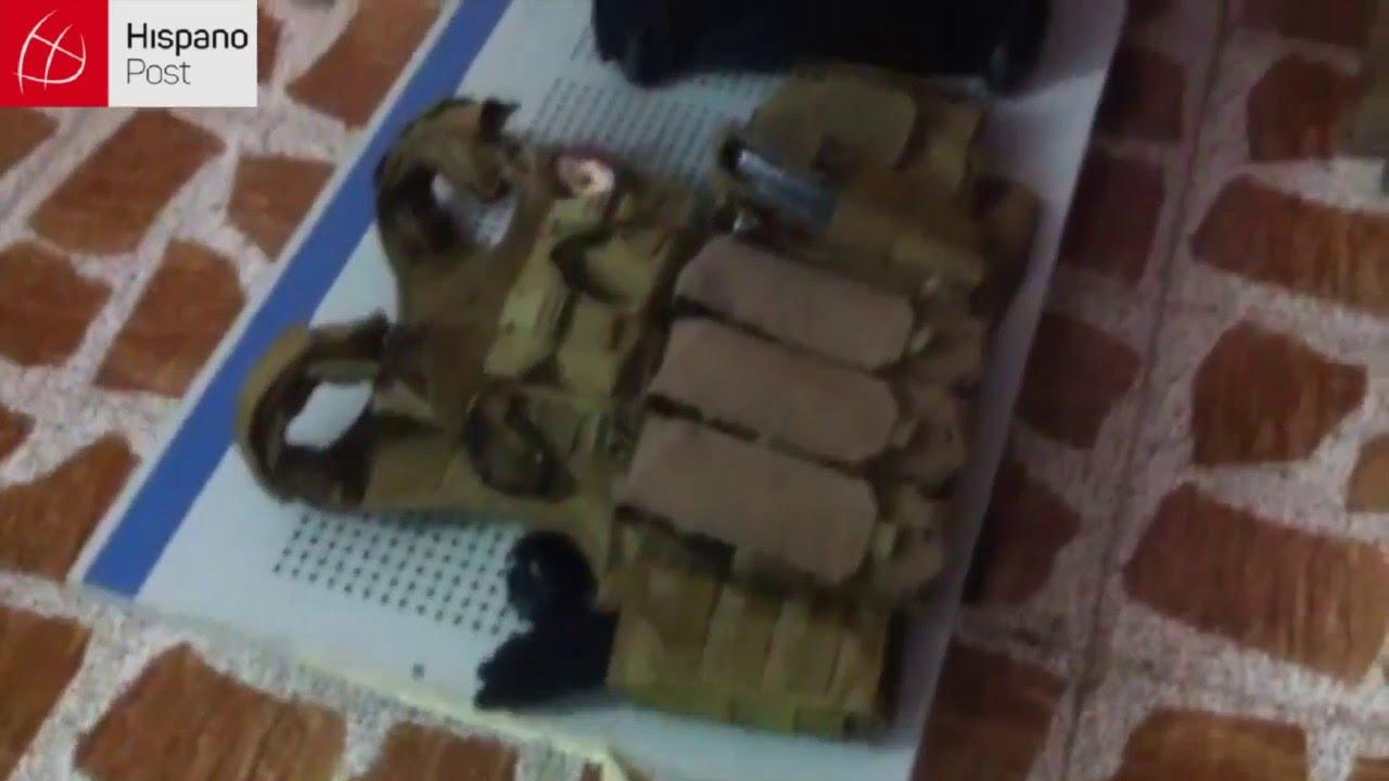Más del soldado español luchando contra ISIS