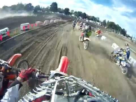 Download Orange County Fair Motocross 250C Moto 2 9/14/14 Horrific Crash HD Mp4 3GP Video and MP3