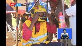 Mwanafunzi Eldoret avumbua ndege yake aina ya helikopta