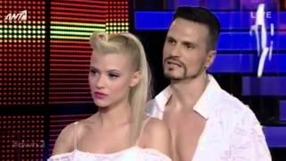 Laoura Narges - Live 10 (Full Video) - Dancing with the stars 3 (20/1/13)