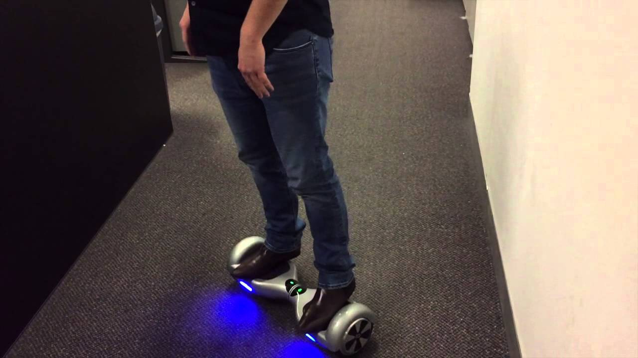 We're Testing This Crazy Futuristic Segway Crossover This Week, And It's Awesome