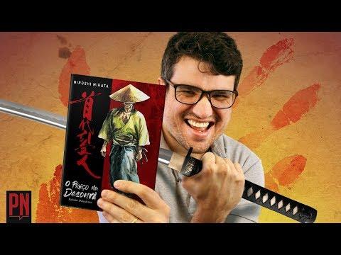 O maior mangaká de samurais: HIROSHI HIRATA e O Preço da Desonra | Pipoca e Nanquim #359