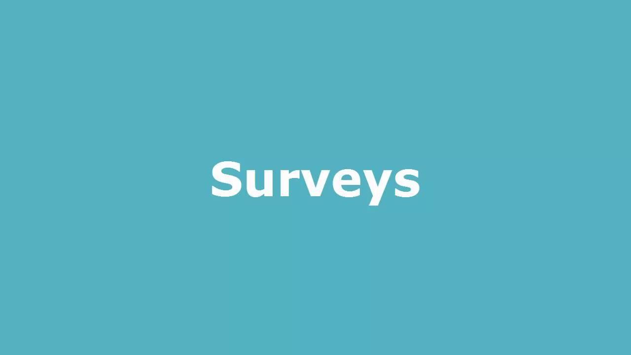 Play SOLE Surveys