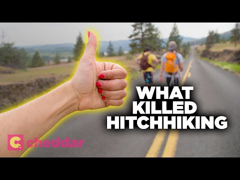 The Real & Unexpected Reason We Don't Hitchhike Anymore