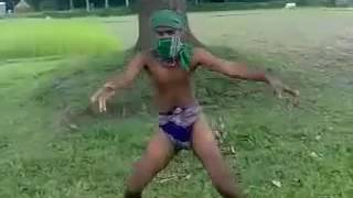 Pape Papi  Bangla Dance  Funny