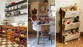 🙋 5 Rustic Kitchen Décor Ideas For All Homeowners: Smart Tricks 🙋