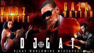 2019 VYBZ KARTEL DANCEHALL MIX GAZA NATION DJ GAT LATEST SONGS 1876899-5643