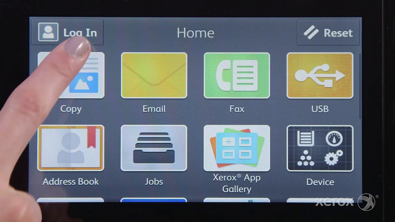 Creating a 1-Touch App on Your Xerox VersaLink MFP or Printer YouTube Video