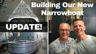 Building Our New Narrowboat - An Update!