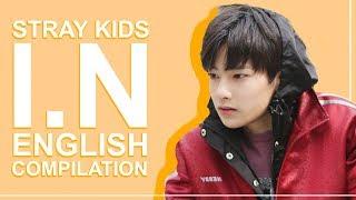 STRAY KIDS' I.N SPEAKING ENGLISH | Pt. 1