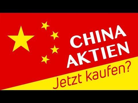 China-Aktien: Jetzt kaufen?