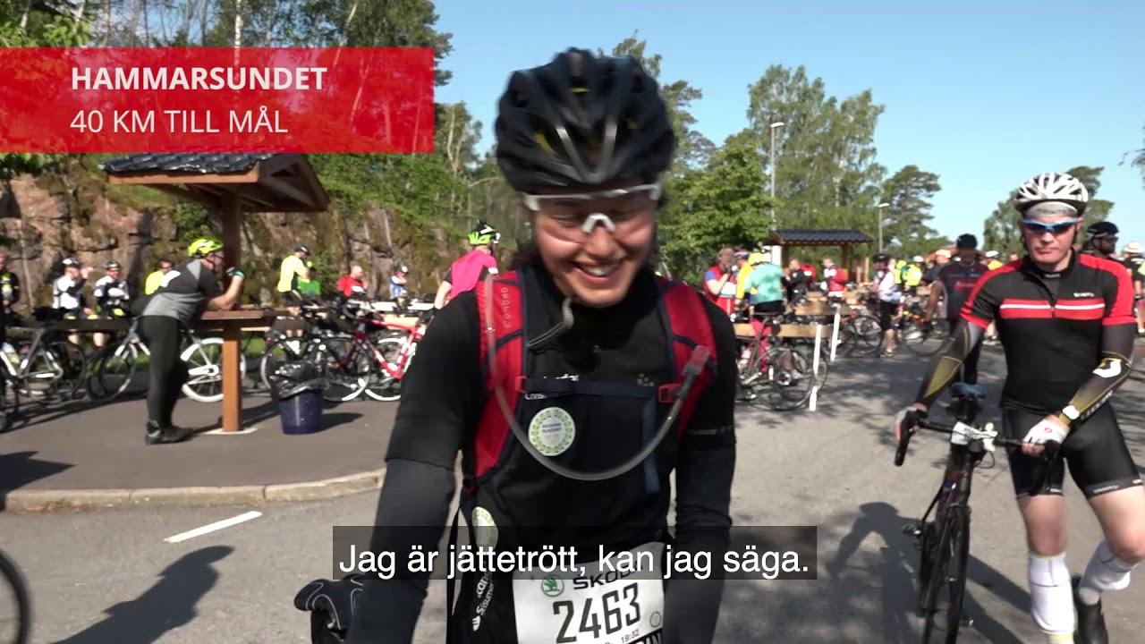 AVSNITT 6 – Vätternrundan Hur kommer det gå för Line, Michel, Susanne och Ulrica när de tar sig an En Svensk Klassikers längsta lopp. 300 km långa Vätternrundan är en utmaning och distans som aldrig tycks ta slut.