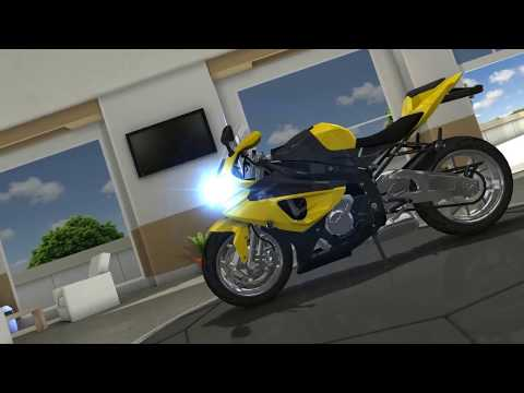 Traffic Rider wideo