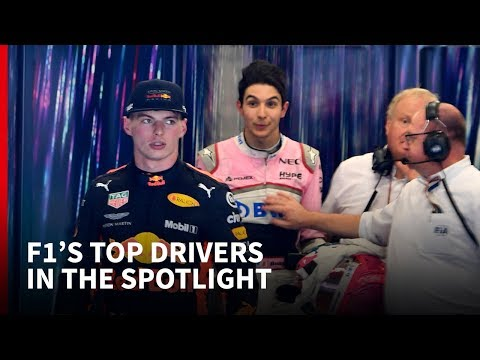 Are F1's top stars getting an easy ride from officials?