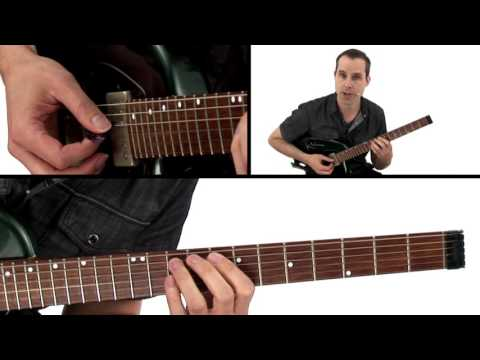 Creative Arpeggio Design - Jazz Blues Etude Overview - Tim Miller