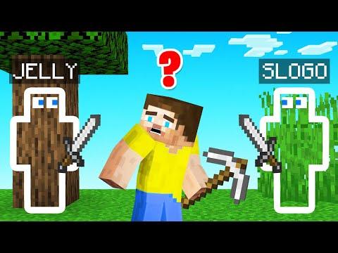 Hunters VS Speedrunner As PRO CAMO HIDERS! (Minecraft)