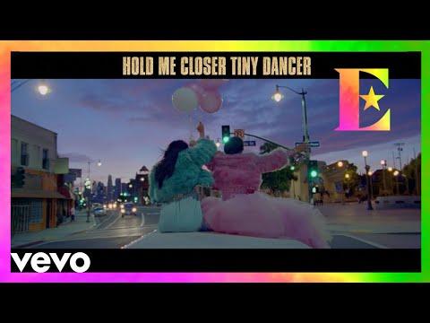 Elton John - Tiny Dancer (Official Lyric Video)