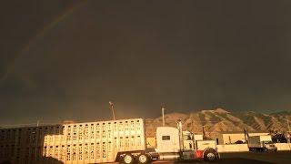big wheels in the moonlight Dan Seals - cattle truck wheels