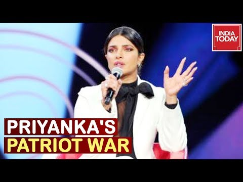 """I Don't Promote War"" Priyanka Chopra Slams Pakistani Girl Who Called Her A Hypocrite"