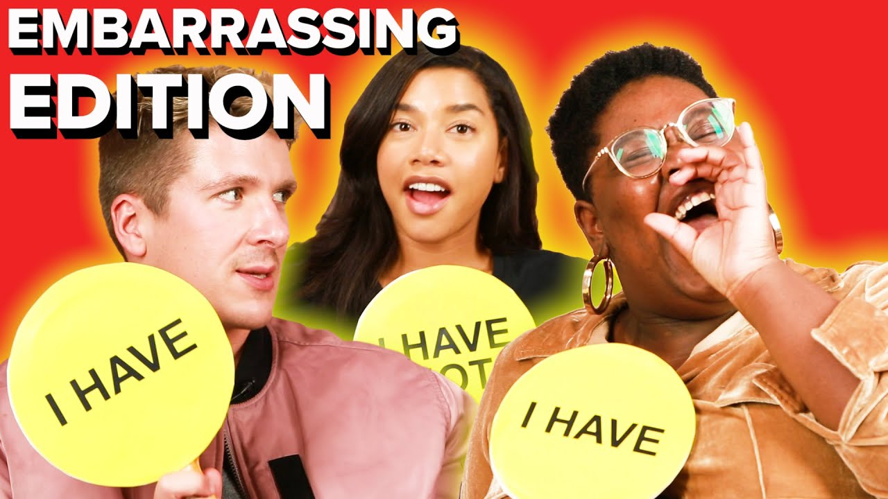 Never Have I Ever: Embarrassing Edition (Ft. Hannah Bronfman) thumbnail