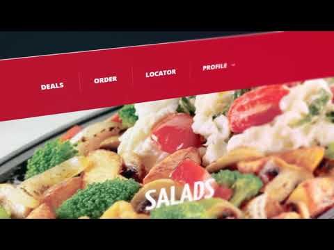 Pizzeria Website Mockup | BICA Studio Solutions Professional Web Design & Digital Marketing
