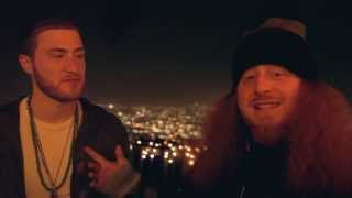 Rittz - Switch Lanes (Feat. Mike Posner) - Behind The Scenes