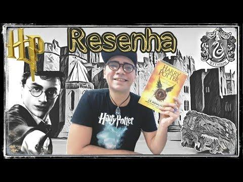 Resenha: Harry Potter e a Criança Amaldiçoada ?? (Harry Potter And The Cursed Child) ?? Peça teatral