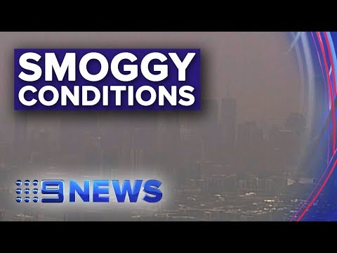 Changing winds to reduce air quality across QLD | Nine News Australia
