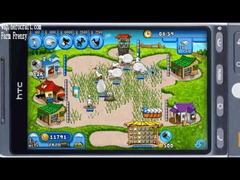 Video of Farm Frenzy