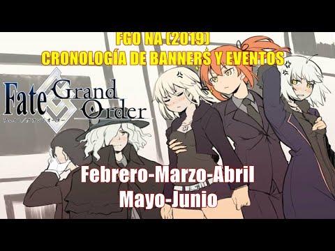 My most awaited servants of 2019|Fate grand order NA - смотреть
