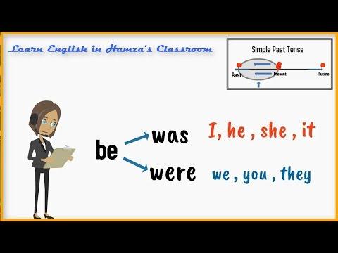 Simple Past Tense - 01 - English Grammar Lessons
