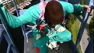 50 meters High dive goes wrong