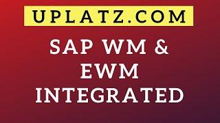 SAP WM (Warehouse Management) online tutor-led training