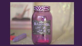 DIY |  Happy Jar