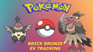 Mandibuzz  - (Pokémon) - Pokemon Brick Bronze - EV Training - Mandibuzz