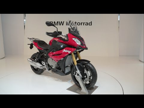 2015 BMW S1000XR Debut at EICMA Show