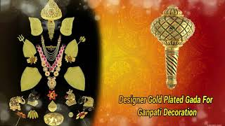 Top 2019 Ganpati Decoration Accessories And Pooja Accessories|Ganpati Idol