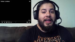 Volbeat   Leviathan REACTION!!