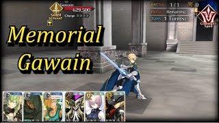 Gawain  - (Fate/Grand Order) - [Memorial Quest] Gawain Anniversary  [FGO NA]