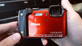 Nikon Coolpix W300 Hands-On And Opinion