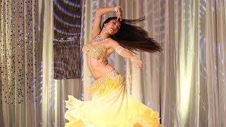 Jennifer Belly Dancing at MBC Finals Competition 2012- Set el Hosen