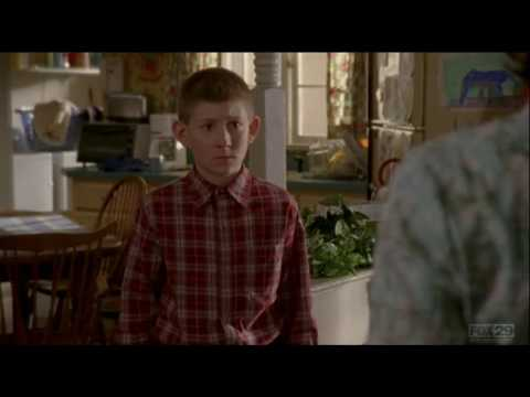 Malcom in the Middle - Dewey is seeing another mom