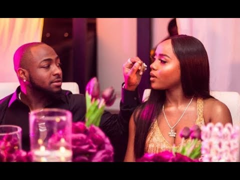 """Davido and Chioma Dance To """"Risky"""" At The Naming Ceremony of Their Baby Boy In London"""