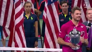 Tennis Channel Live: 2016 US Open Rewind: Stan Wawrinka Returns to Grand Slam Winner's Circle
