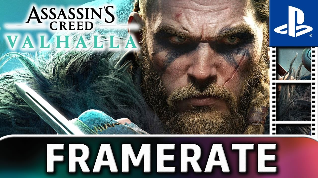 Assassin's Creed: Valhalla | PS4 Frame Rate Test