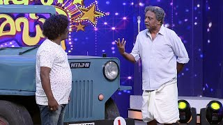 "Thakarppan Comedy | This Malayalam Munshi hates English alphabet ""H' 